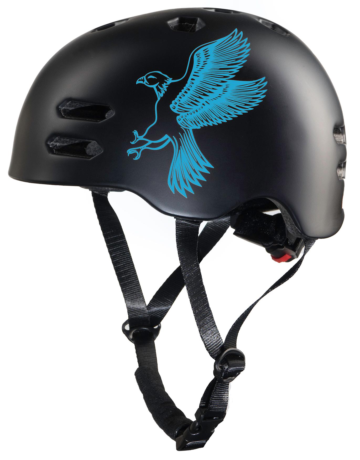 fahrradhelm f r kinder in gr e s 53 55 cm mit drehring zubeh r accessoires produkte. Black Bedroom Furniture Sets. Home Design Ideas